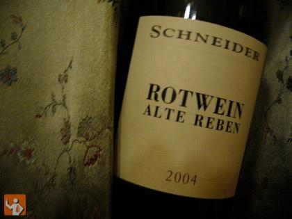 Schneider Alte Reben