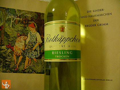 Rotkappe Riesling.